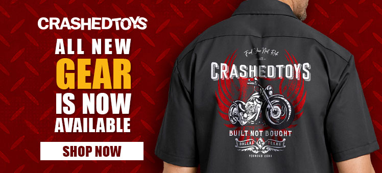 Powersports Motorcycle Auctions Crashedtoys Dallas Texas